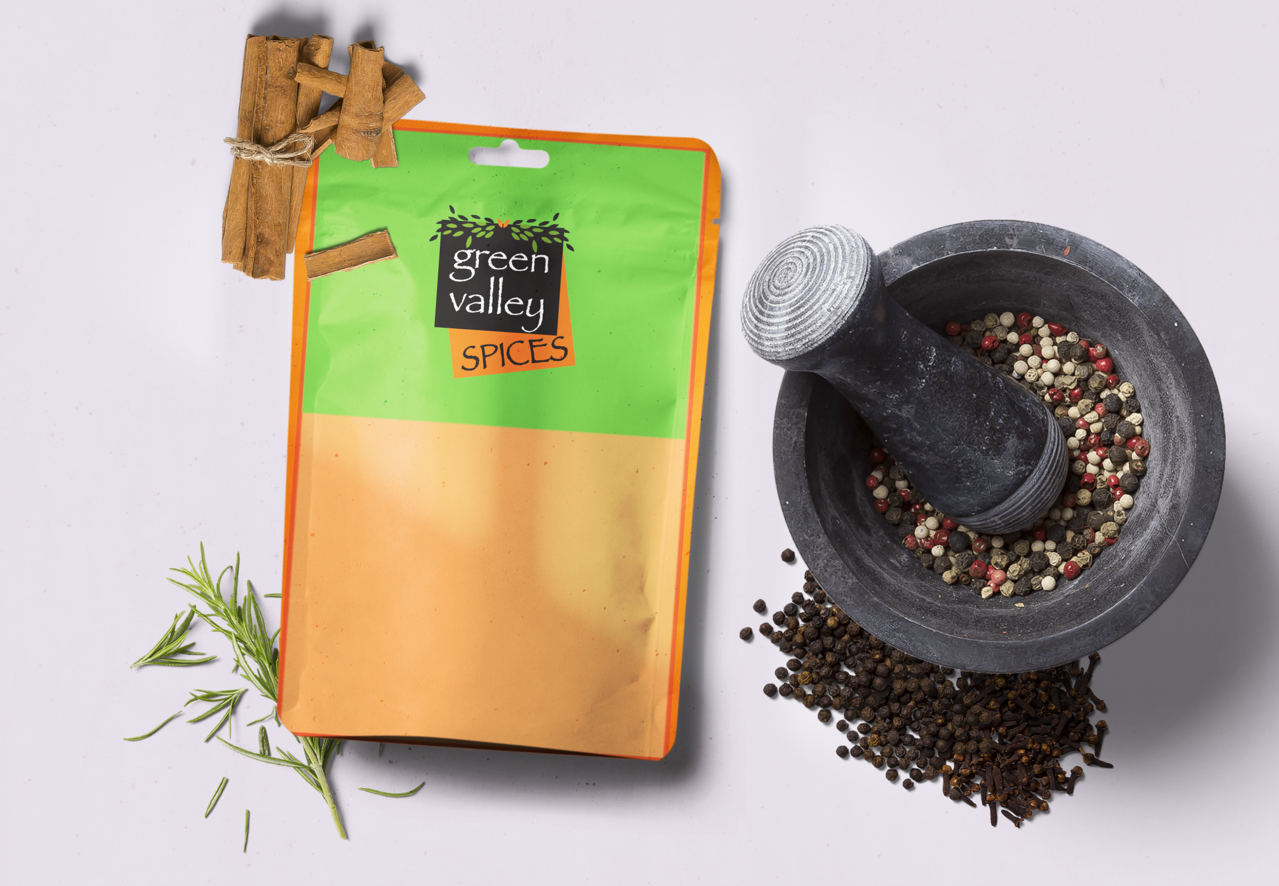 doypack-package-green-Valley-Spices